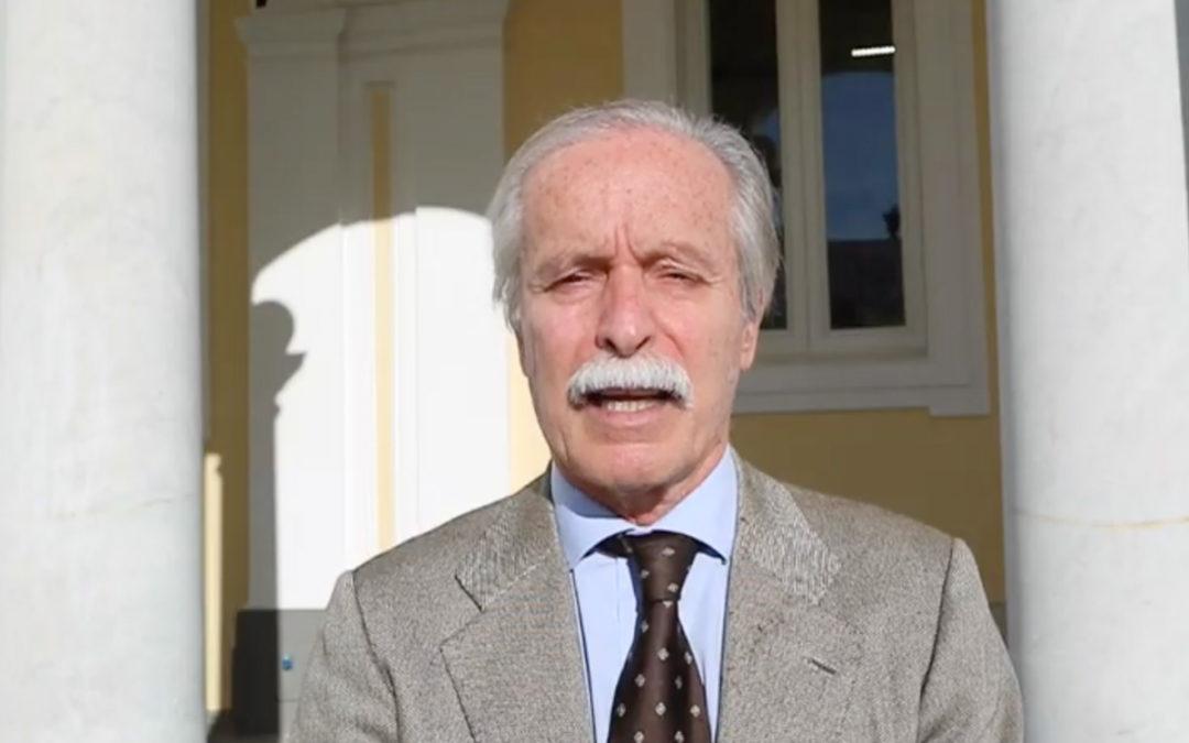 Vincenzo Maggioni presenta il MDGI Stoà 2020